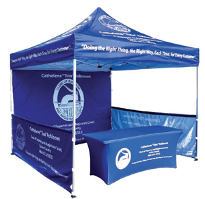 Tent Booth