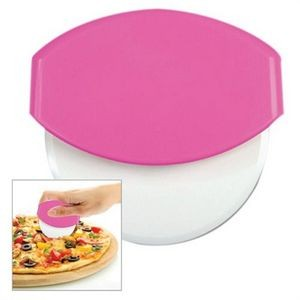 Pink The World's Best Pizza Cutter